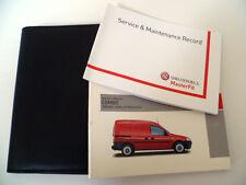 VAUXHALL COMBO VAN HANDBOOK SERVICE AUDIO BOOK & WALLET PACK -   2006 TO 2010