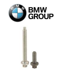 Genuine BMW Starter Bolt Set 128i 323i 525i X3 X5 X6 Z4 OEM 12410392577