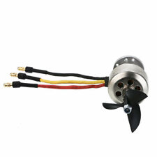 Brushless Motor 4130 Waterproof Underwater Thruster fr RC Boat Marine Submarine