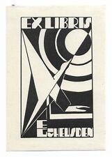 HEYMEN: Exlibris für EG Heusden