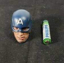 Hot Toys - MMS240 Captain America (Golden Age Version) - Head Sculpt