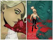 SOMETHING IS KILLING THE CHILDREN #16 Labrada Variant Set LTD To 1000 Sets