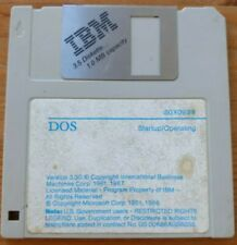 "DOS Startup/Operating (80X0939) version 3.30 IBM/Microsoft 3.5"" diskette 1MB"