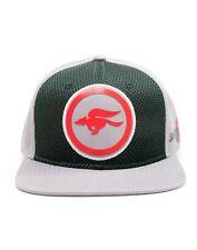 Starfox Zero logotipo Nintendo retro cap gorra de béisbol gorra SnapBack gris verde