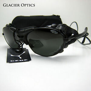Cebe 491 Walter Cecchinel 4000 Glacier Sunglasses Climbing Side Shields Skiing