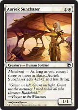 Auriok Sunchaser x4 Scars of Mirrodin MtG pack fresh
