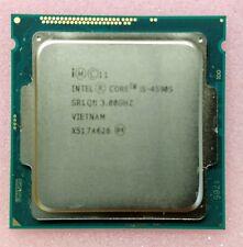 Intel i5-4590S Quad Core 3GHz to 3.7GHz Turbo, LGA1150, SR1QN - CPU Processor