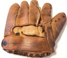 Antique Leather Wilson baseball glove 42318