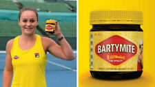 BARTYMITE - Vegemite Limited Edition - Supporting Ash Barty In 2020