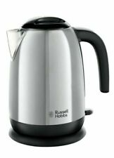 Russell Hobbs 23911 Adventure Polished Stainless Steel Kettle Limescale Filter