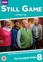 Still Game Season 8 Series Eight Eighth New DVD Region 4 IN STOCK NOW