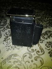 Vintage Women's Cigarette Case Lighter Holder Holster Tobacco Cheroot