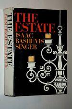 THE ESTATE by Isaac Bashevis Singer  First Edition HC (1969)