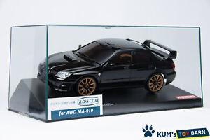 Kyosho MINI-Z Body SUBARU IMPREZA WRX STI spec C Black MZX403BK GLOSS COAT BODY