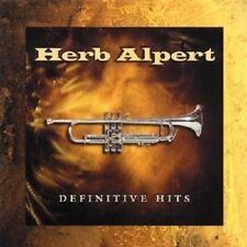 "HERB ALPERT ""DEFINITIVE HITS"" CD NEUWARE"