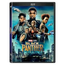 Black Panther (DVD) REGION 1 DVD (USA) Brand New & Sealed