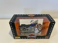 Harley Davidson 1999 FXSTS Springer Softail 1:18 SCALE Maisto Series