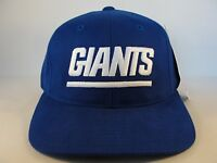 New York Giants NFL Vintage Strapback Hat Cap American Needle