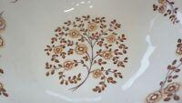 Dinnerware set China FAVOLINA Bronze Flora Poland Excellent condition 29 pc
