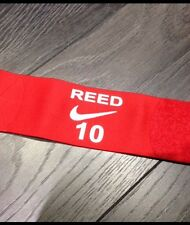 PERSONALISED SHIN PAD STAYS GUARD HOLDERS NIKE FREE POSTAGE XMAS STOCKING FILLER