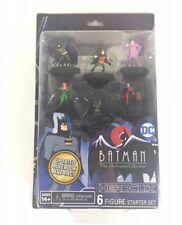 Heroclix Batman the Animated Series Starter Set