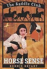 Good, Horse Sense (Saddle club), Bryant, Bonnie, Book