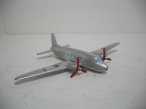 MECCANO DINKY TOYS #70C-G VICKERS VIKING AIRLINER RESTORED TO NEAR MINTY .