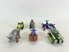 Transformers Cybertron Armada Minicon 6 Figure Lot Mini-Con Dinobot