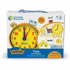 Learning Resources Time Activity Set (ler3220)
