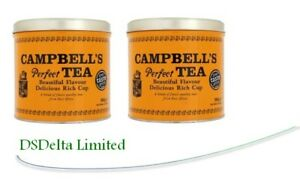 Campbell's Perfect Tea 500g (Pack of 2) - Sold by DSDelta Ltd