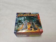Bandai 2003 Godzilla Candy Toys - Mini Battle G - Godzilla & Mechagodzilla 3