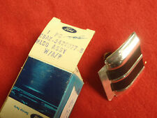 NOS 1969 FORD CUSTOM GALAXIE 500 MOLDING ROCKER QUARTER FRT SEDAN STATION WAGON