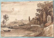 Gaspard Dughet (zugeschrieben)  Rom 1615-1675, Italien. Jhd,  Nr. 1