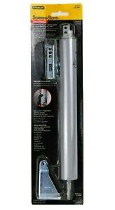 Stanley Screen & Storm Air Control Pneumatic Door Closer 74-300 CD1708 Silver
