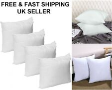 Pack of 2 4 Extra Deep Filled Plump 18x18 Inches Cushion Pads Inserts Fillers