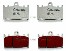 Pasticche Anteriori BREMBO SC RACING Per SUZUKI RGV GAMMA 250 1993 93 (07KA13SC)