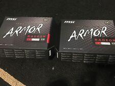 MSI AMD Radeon RX 470 Armor OC Edition 8GB GDDR5 Graphics Card