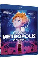 Sealed Osamu Tezuka's Metropolis - Blu-ray - NEW FREE SHIPPING!!!