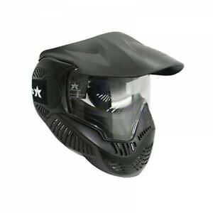 Valken Annex MI-3 Field Paintballmaske mit Thermal-Lens, schwarz