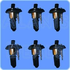 Premium High Performance Ignition Coil Set (6) For Trailblazer Canyon H3 Hummer