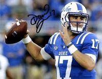 Daniel Jones Autographed Signed 8x10 Photo Duke REPRINT