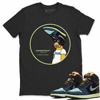 AJ 1 Bio Hack Sneaker Matching Tees and Outfit Sneakerhead T Shirt