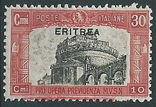 1929 ERITREA MILIZIA 30 CENT MNH ** - ED1004-2
