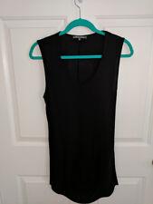 Michael Stars Women's Black Sleeveless Tunic