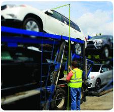 AUTO HAULER AND TRANSPORT HEIGHT STICK LANDOLL BOYSTUN COTTRELL SUN VALLEY WALLY