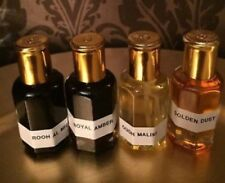 GOLDEN DUST,OUD MALIKI,RED AMBER,ROOH AL MISK HIGH QUALITY PACK OF 4