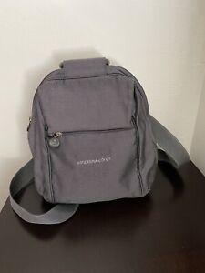 Mandarina Duck MD20 Gray Backpack