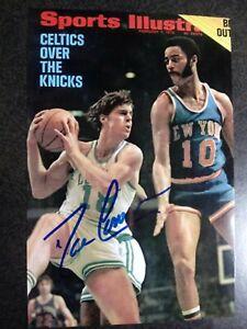 DAVE COWENS Authentic Hand Signed Autograph 4X6 Photo - HOF NBA BOSTON CELTICS