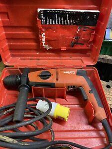 Hilti 2-M Corded SDS Rotary Hammer Drill 110V