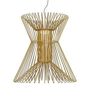 Tech Lighting TD-Syrma Grande Pendant, Gold LED930 - 700TDSYRGPG-LED930